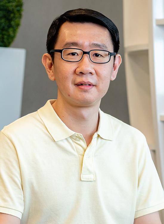 Cheah Chin Wei